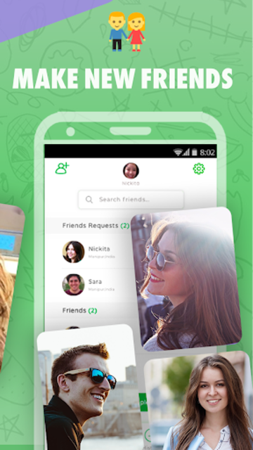 Pally Live Video Chat & Talk to Strangers for Free screenshot 5