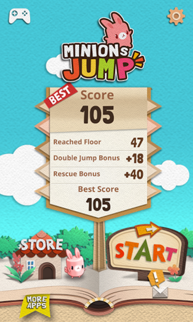 Minions Jump screenshot 5