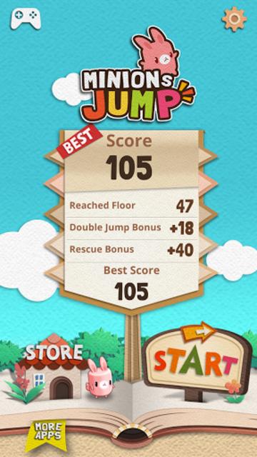 Minions Jump screenshot 10