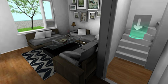 Pikido 3D Family House screenshot 1