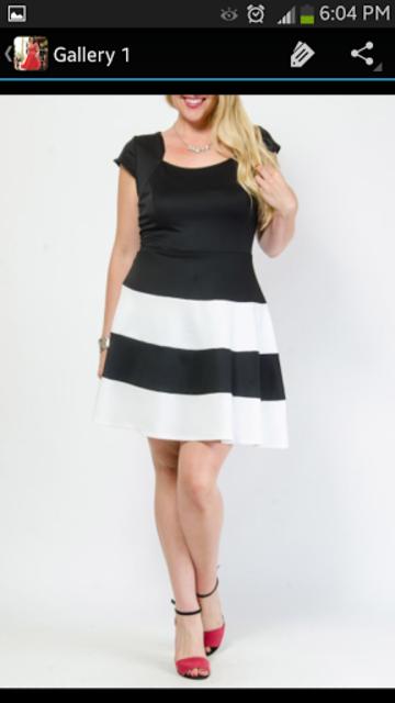 Plus Size Dresses screenshot 2