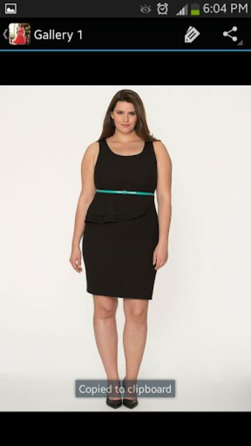 Plus Size Dresses screenshot 3