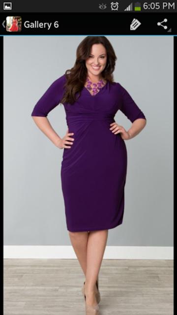 Plus Size Dresses screenshot 5