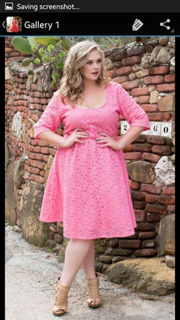 Plus Size Dresses screenshot 6