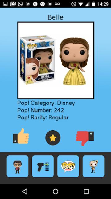 Pop Vinyl Collectors Handbook screenshot 5