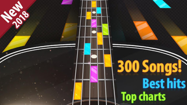 Guitar Tiles - Don't miss tiles , over 260 songs screenshot 2