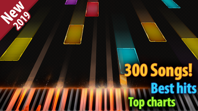 Piano Magic - Don't miss tiles, over 260 songs screenshot 3