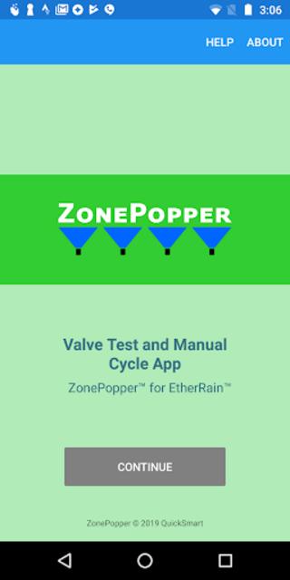 ZonePopper screenshot 1