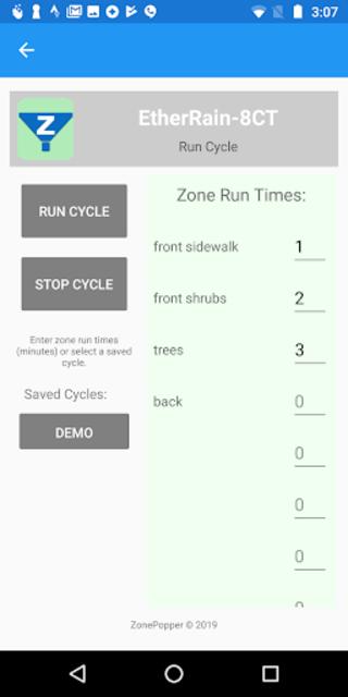 ZonePopper screenshot 5