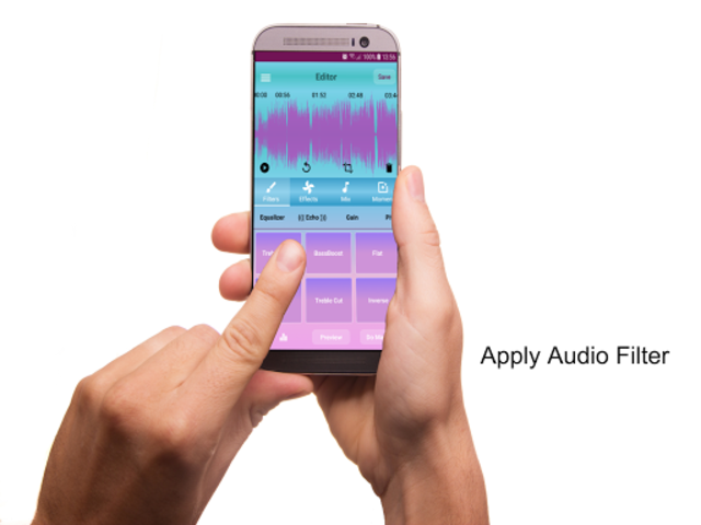 VoiceOver - Record and Do More. screenshot 2