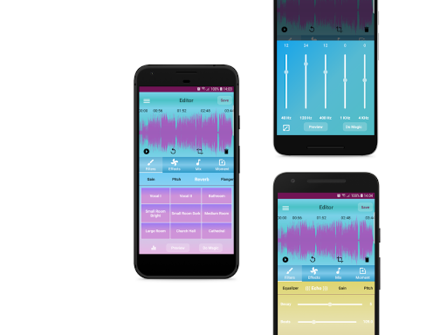 VoiceOver - Record and Do More. screenshot 3