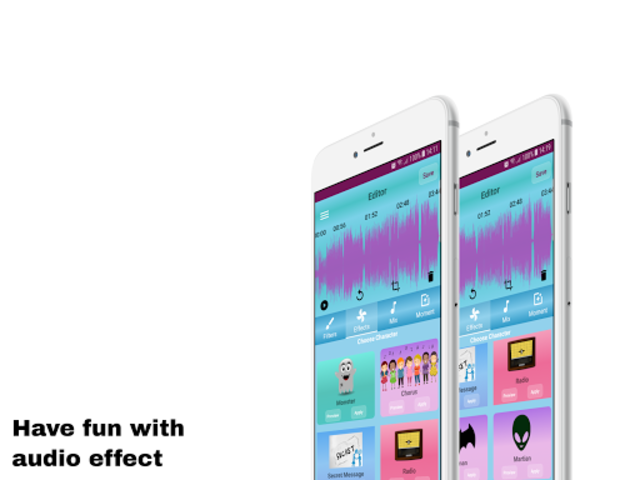 VoiceOver - Record and Do More. screenshot 4