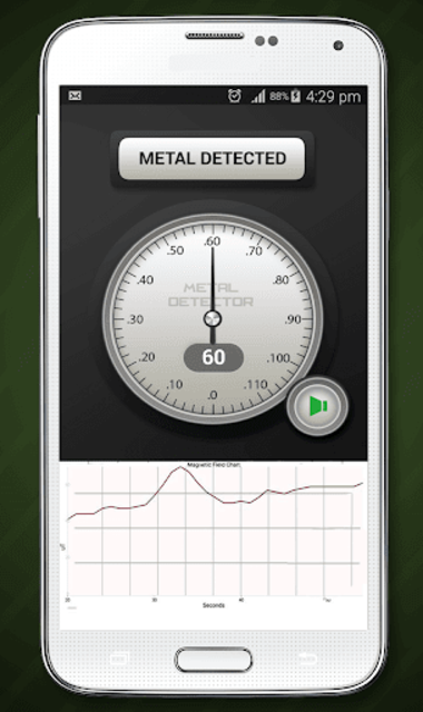 Metal Detector screenshot 2