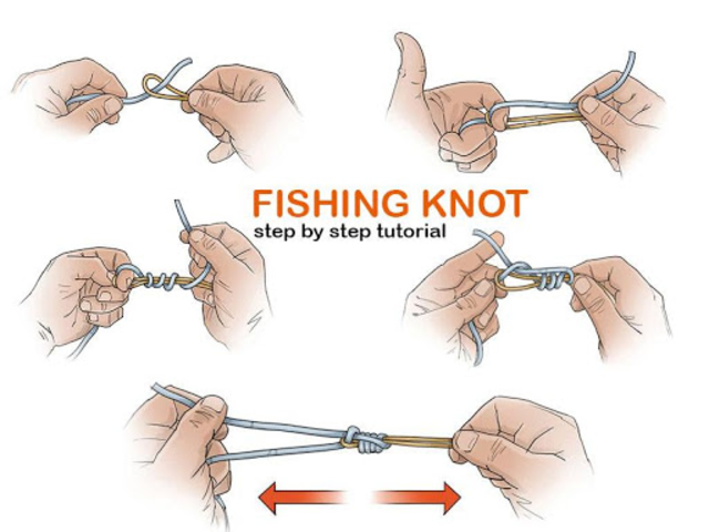 Fishing Knots - How to tie fishing knots screenshot 1