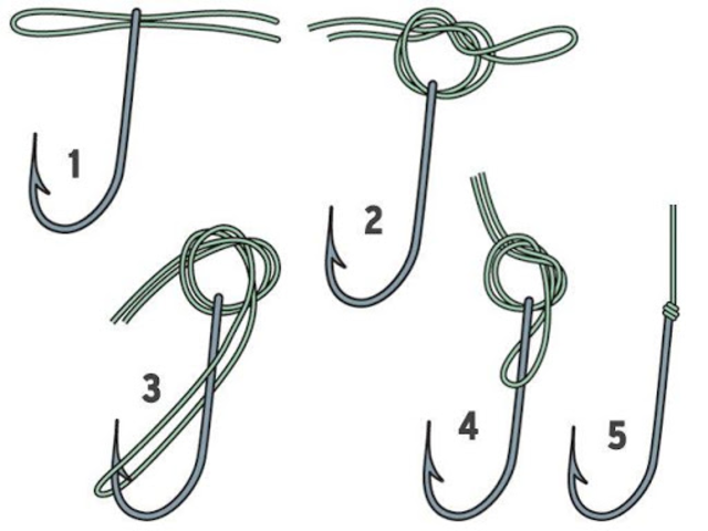 Fishing Knots - How to tie fishing knots screenshot 5