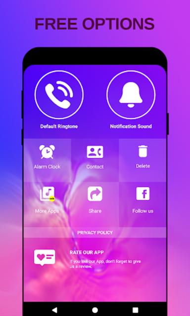 Free New Galaxy™ S20 Ringtones screenshot 5