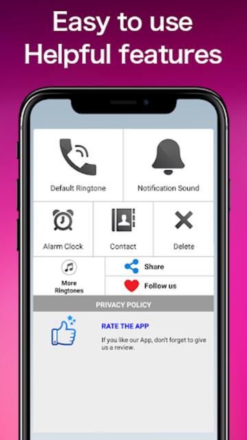 SMS Ringtones 2019 screenshot 4