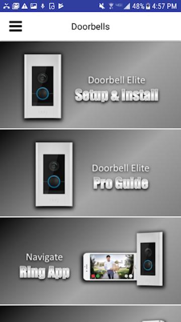 SetupPro for Ring Elite screenshot 1