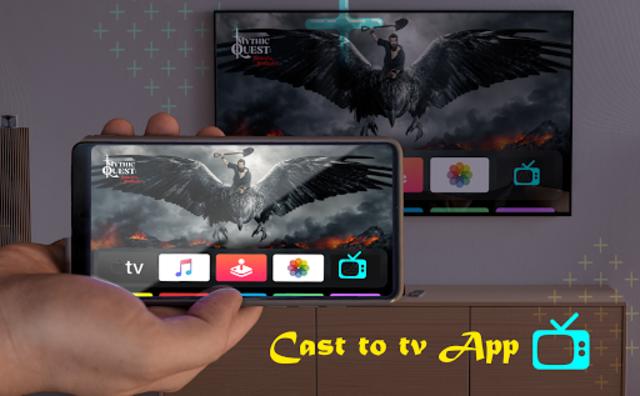 Screen Mirroring 2020 - Cast Phone to Smart TV screenshot 3