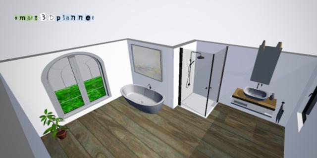 3D Floor Plan | smart3Dplanner screenshot 4