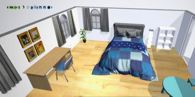 3D Floor Plan | smart3Dplanner screenshot 5