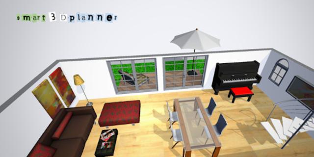 3D Floor Plan | smart3Dplanner screenshot 7