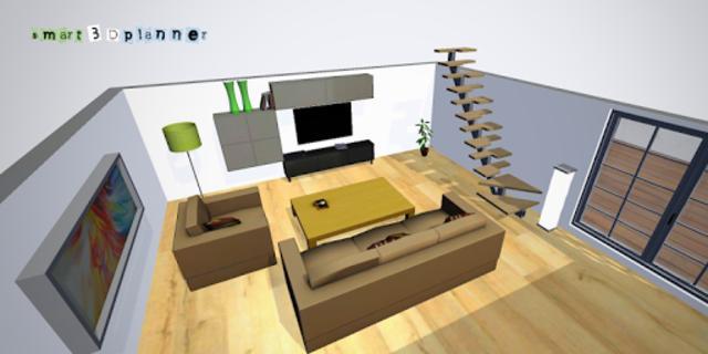 3D Floor Plan | smart3Dplanner screenshot 8