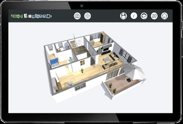 3D Floor Plan | smart3Dplanner screenshot 9