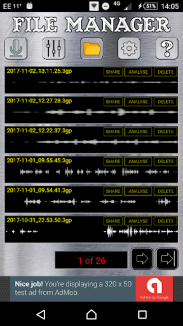 EVP Recorder - Spotted: Ghosts screenshot 5