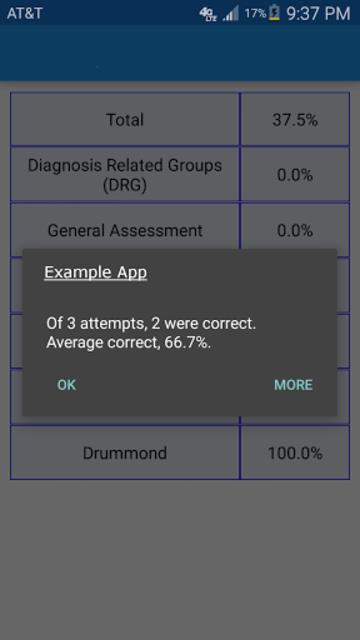 NP Acute Gerontology screenshot 2