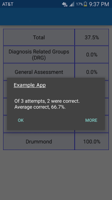 Nurse Flight Registered (CFRN) screenshot 2