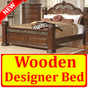 Icon for Wooden Designer Bed