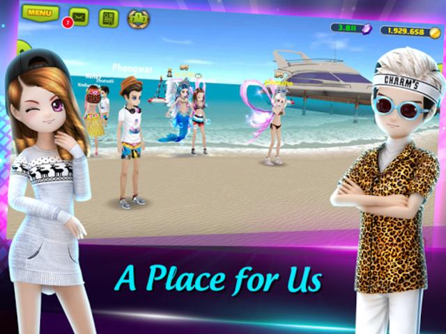 Avatar Musik screenshot 14