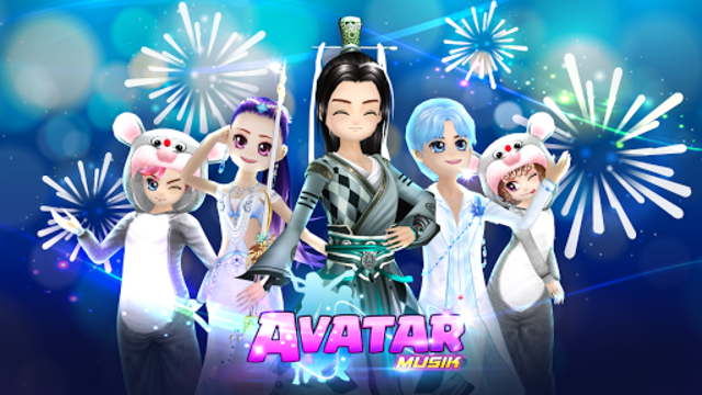 AVATAR MUSIK - Music and Dance Game screenshot 1