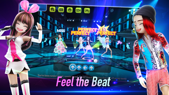 AVATAR MUSIK - Music and Dance Game screenshot 2