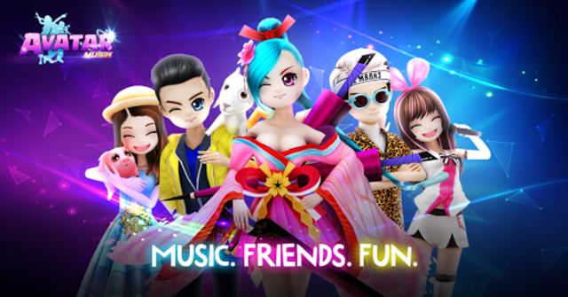 AVATAR MUSIK - Music and Dance Game screenshot 7