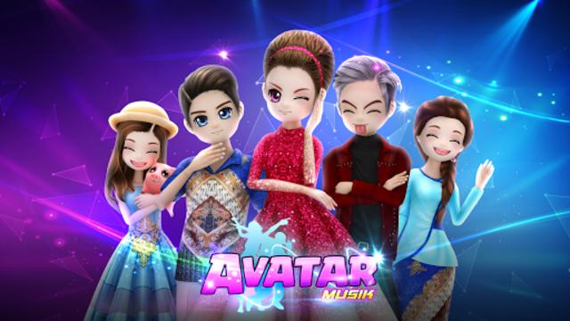 AVATAR MUSIK INDONESIA - Social Dancing Game screenshot 17