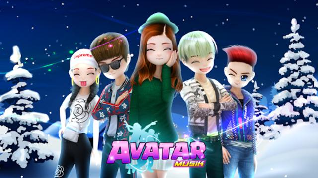 AVATAR MUSIK INDONESIA - Social Dancing Game screenshot 24