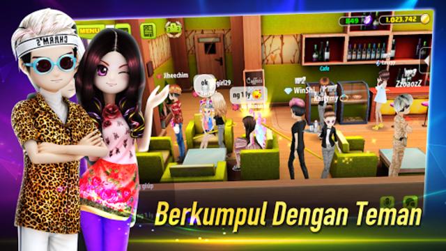 AVATAR MUSIK INDONESIA - Social Dancing Game screenshot 3