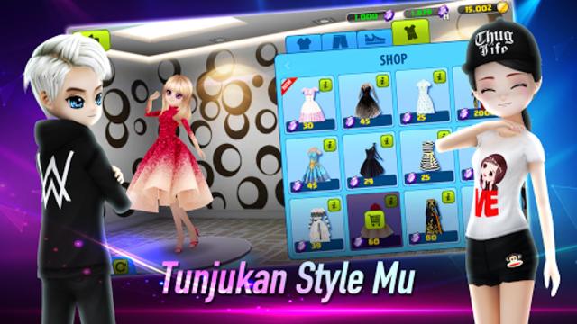 AVATAR MUSIK INDONESIA - Social Dancing Game screenshot 4