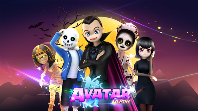 AVATAR MUSIK WORLD - Music and Dance Game screenshot 1