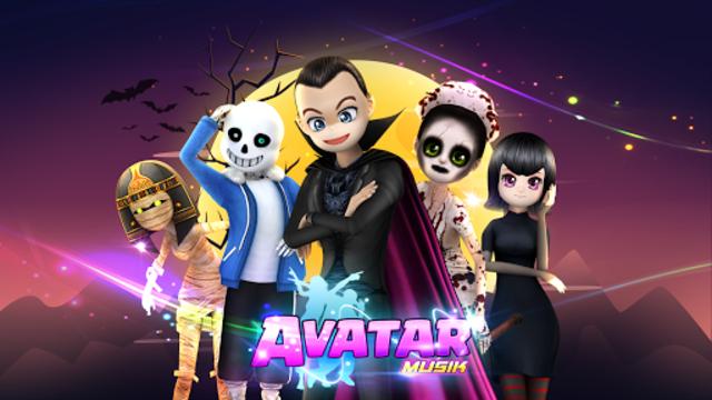AVATAR MUSIK WORLD - Music and Dance Game screenshot 9