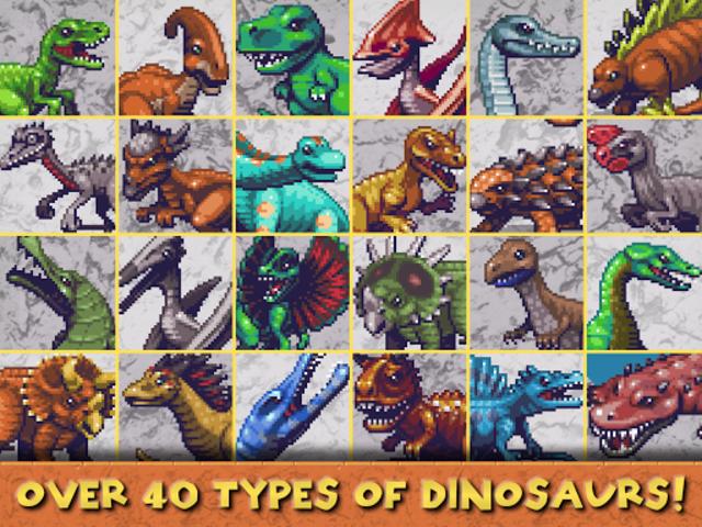 Idle Dino Zoo screenshot 15