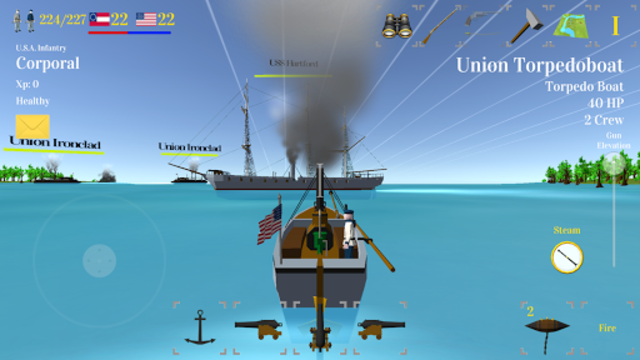 Battle of Vicksburg screenshot 2