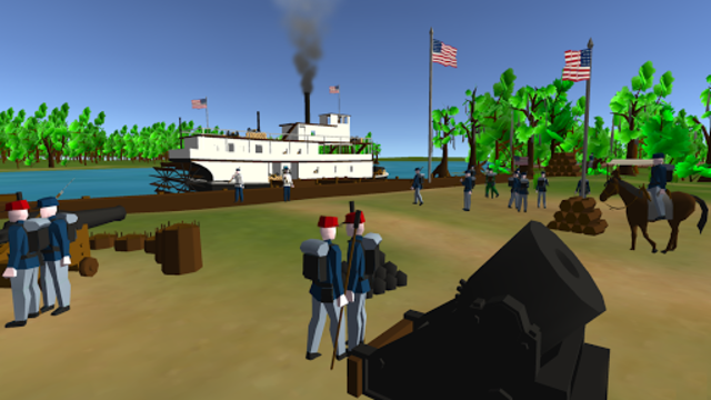 Battle of Vicksburg screenshot 7