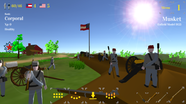 Battle of Vicksburg screenshot 8
