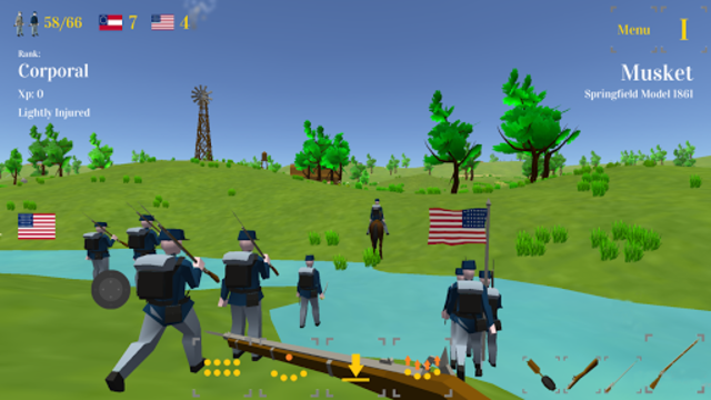 Battle of Vicksburg screenshot 1
