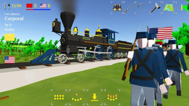 Battle of Vicksburg 3 screenshot 1