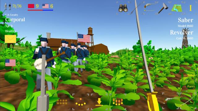 Battle of Vicksburg 3 screenshot 4