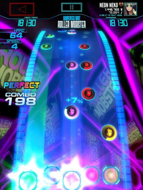 Neon FM™ — Arcade Rhythm Game screenshot 9